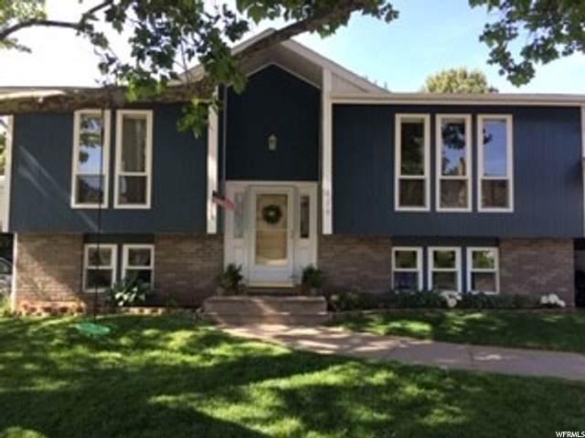 130 W 5300 S, Washington Terrace, UT 84405 (#1678724) :: Gurr Real Estate