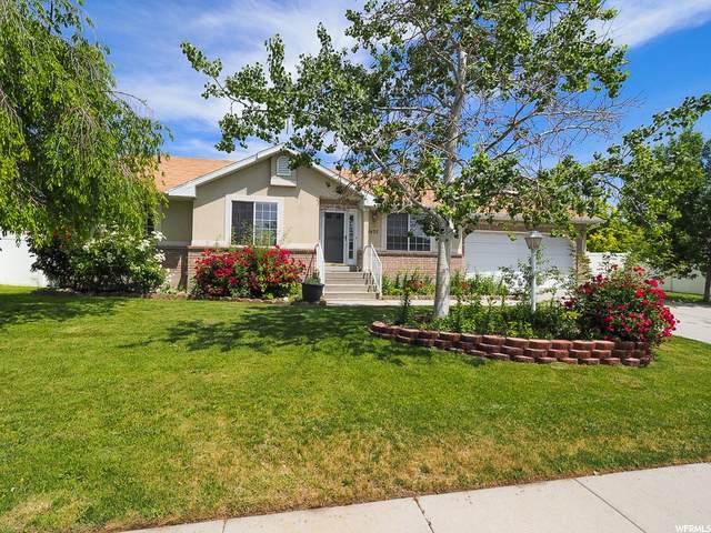 3875 S Emperor Dr, Salt Lake City, UT 84123 (#1678725) :: Berkshire Hathaway HomeServices Elite Real Estate
