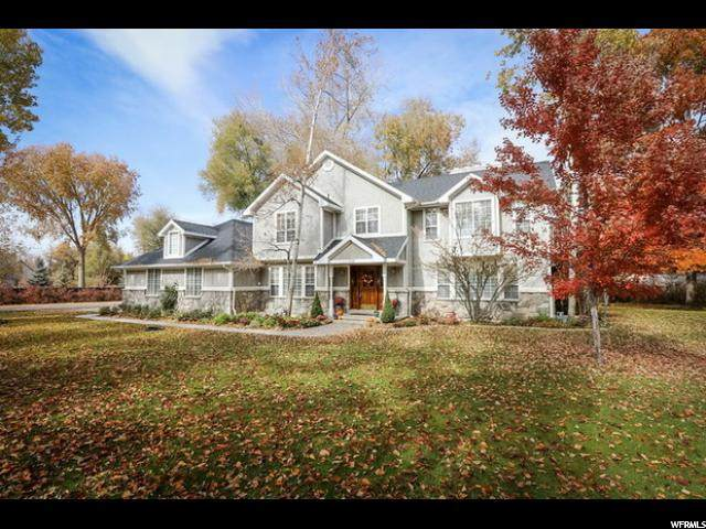 2159 Pheasant Way, Holladay, UT 84121 (#1678726) :: Gurr Real Estate