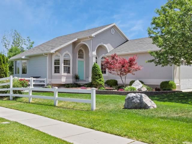 6060 W Olympiad Ln, Herriman, UT 84096 (#1678734) :: Berkshire Hathaway HomeServices Elite Real Estate