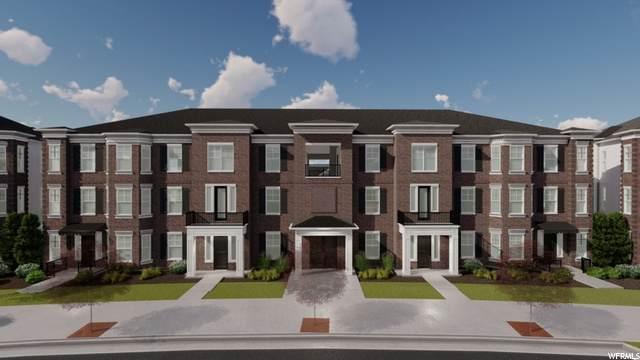 5230 W Cannavale Dr C101, Herriman, UT 84096 (#1678742) :: Berkshire Hathaway HomeServices Elite Real Estate