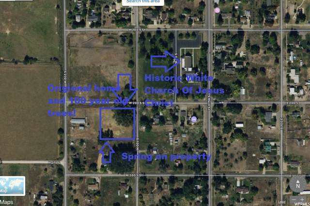 200 S 100 W, Spring City, UT 84662 (#1678743) :: Berkshire Hathaway HomeServices Elite Real Estate