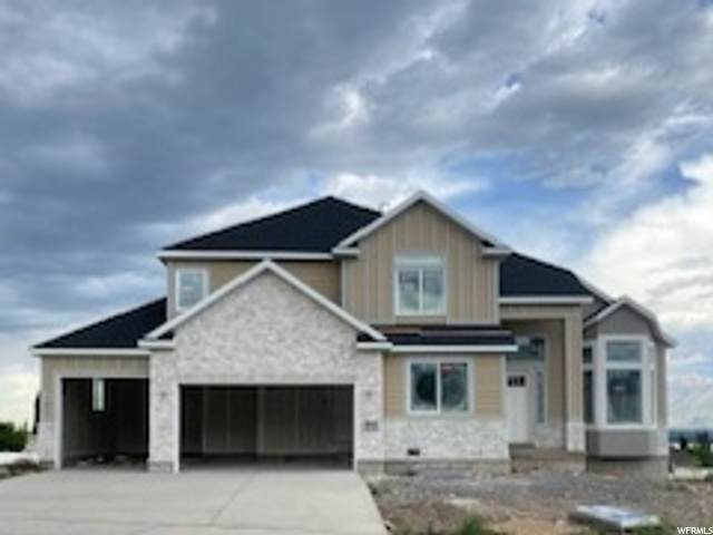 298 W Green Hill Ct S #626, Saratoga Springs, UT 84045 (#1678746) :: Gurr Real Estate