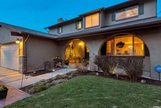 8883 S Cameo Way, Sandy, UT 84093 (#1678750) :: Gurr Real Estate