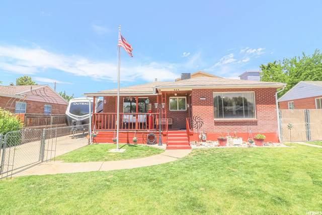 353 E Truman Ave S, Salt Lake City, UT 84115 (#1678774) :: RE/MAX Equity