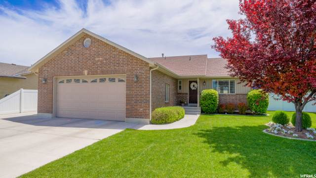1188 E Canyon Rd, Spanish Fork, UT 84660 (#1678776) :: Big Key Real Estate