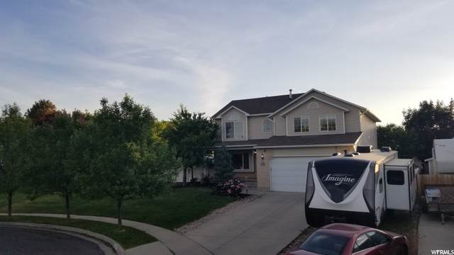 9476 S Sunny Meadow Ct W, South Jordan, UT 84009 (#1678782) :: Powder Mountain Realty