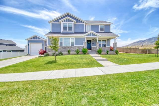 23 E Pintail Ave, Saratoga Springs, UT 84045 (#1678792) :: Big Key Real Estate