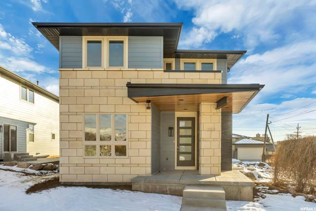 2141 Porter Ave #6, Ogden, UT 84401 (#1678829) :: Big Key Real Estate