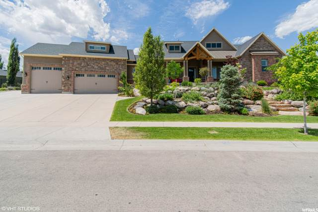 14858 S Castle Valley Dr, Bluffdale, UT 84065 (#1678836) :: Colemere Realty Associates