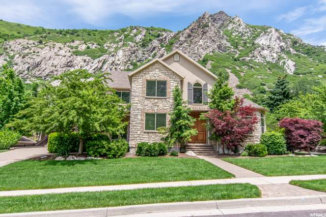 4243 E Wildcreek Rd S, Sandy, UT 84092 (#1678850) :: goBE Realty