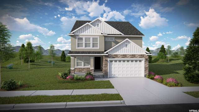 1542 W Majestic Dr #418, Saratoga Springs, UT 84045 (#1678855) :: Big Key Real Estate