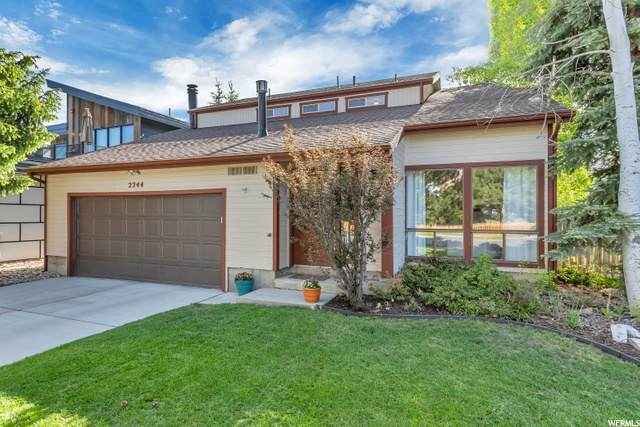 2244 Comstock Dr, Park City, UT 84060 (#1678857) :: Red Sign Team