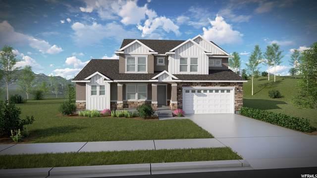 1458 W Majestic Dr #424, Saratoga Springs, UT 84045 (#1678862) :: Big Key Real Estate