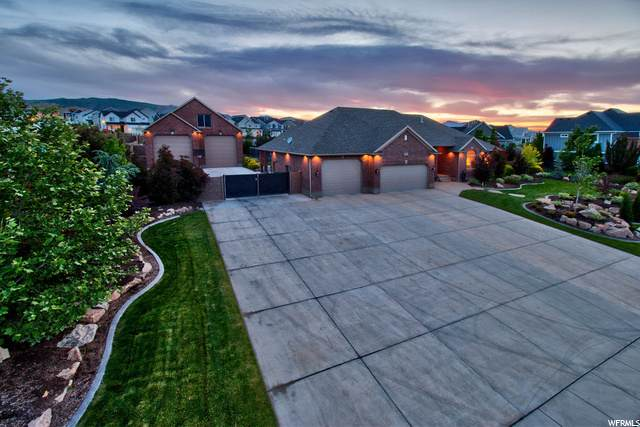 14812 S Castle Valley Dr, Bluffdale, UT 84065 (#1678863) :: Colemere Realty Associates