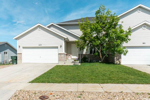 609 S 790 W, Tooele, UT 84074 (#1678882) :: Big Key Real Estate