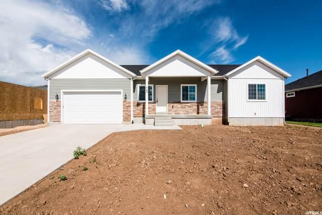 563 S 770 E, Hyrum, UT 84319 (#1678885) :: Big Key Real Estate