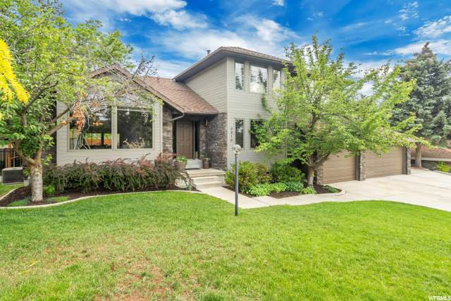3410 E Daneborg Dr S, Cottonwood Heights, UT 84121 (#1678911) :: goBE Realty
