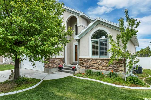 5628 W Bonica Ln, Herriman, UT 84096 (#1678925) :: The Fields Team