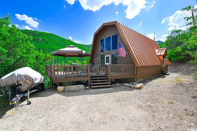 1585 Canyon Dr #55, Midway, UT 84049 (MLS #1678928) :: High Country Properties