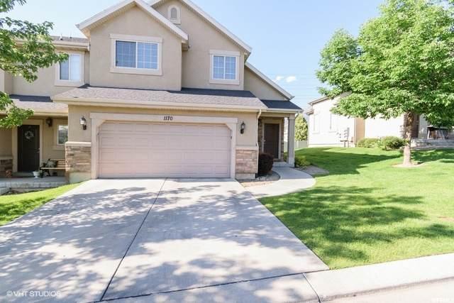 1170 W 1580 N, Orem, UT 84057 (#1678942) :: Big Key Real Estate