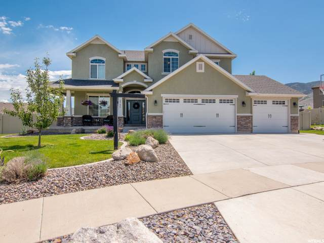 2745 S Lavender Ln, Saratoga Springs, UT 84045 (#1678947) :: Big Key Real Estate