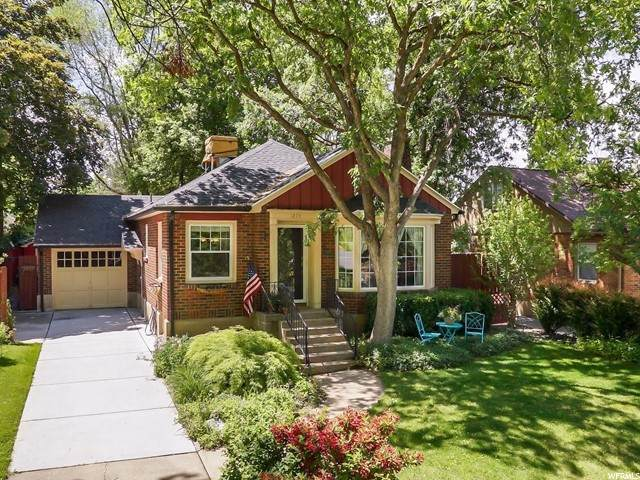 1275 27TH St, Ogden, UT 84403 (#1678958) :: Utah Best Real Estate Team | Century 21 Everest