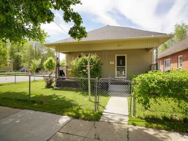 137 E 28TH ST S, Ogden, UT 84401 (#1678960) :: Utah Best Real Estate Team | Century 21 Everest