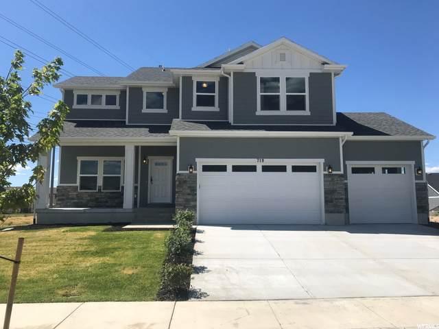 1898 E 1020 N, Spanish Fork, UT 84660 (#1678962) :: Big Key Real Estate