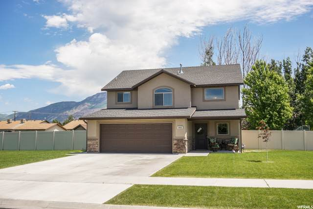 825 S 1250 W, Marriott Slaterville, UT 84404 (#1678980) :: Colemere Realty Associates