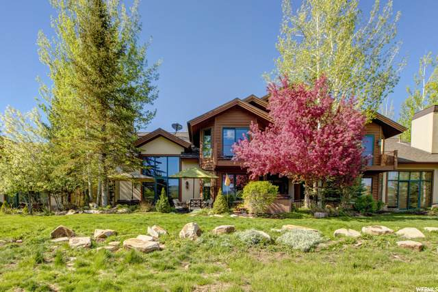 2719 Gallivan Loop #12, Park City, UT 84060 (#1678998) :: Exit Realty Success