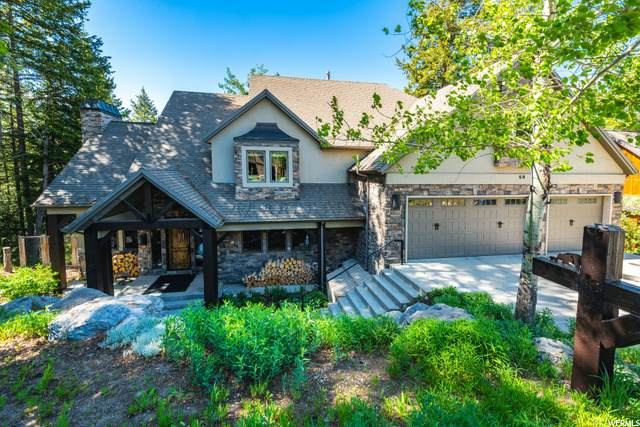 60 Matterhorn Dr, Park City, UT 84098 (MLS #1679016) :: High Country Properties