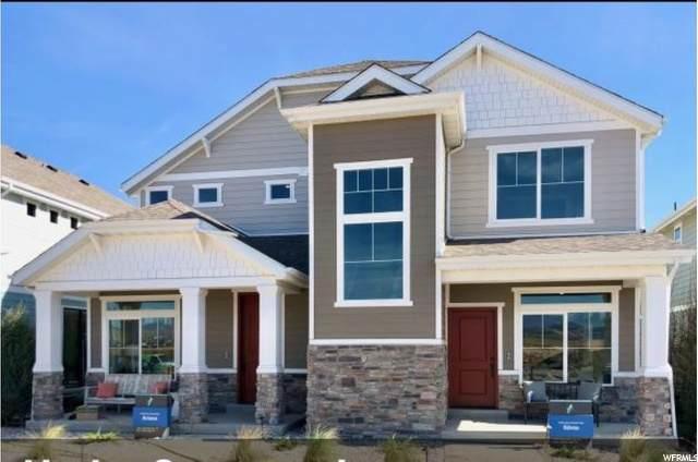 268 S Hidden Lagoon Pl E #449, Saratoga Springs, UT 84045 (#1679022) :: Big Key Real Estate
