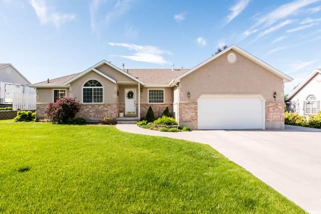 528 E 560 S, Smithfield, UT 84335 (#1679045) :: Utah City Living Real Estate Group
