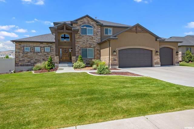 1459 W Copper John Way, Bluffdale, UT 84065 (#1679055) :: Big Key Real Estate