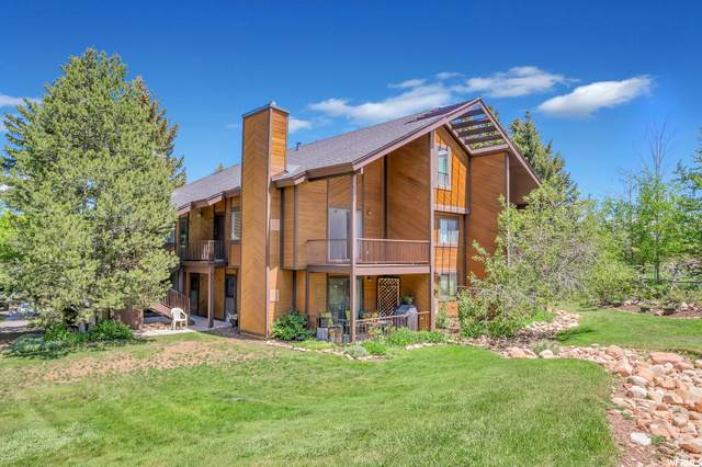 2025 E Canyons Resort Drive Dr N E-5, Park City, UT 84098 (#1679067) :: Exit Realty Success