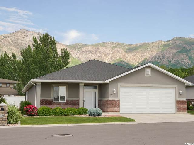 502 E 2500 N, North Ogden, UT 84414 (#1679093) :: Colemere Realty Associates
