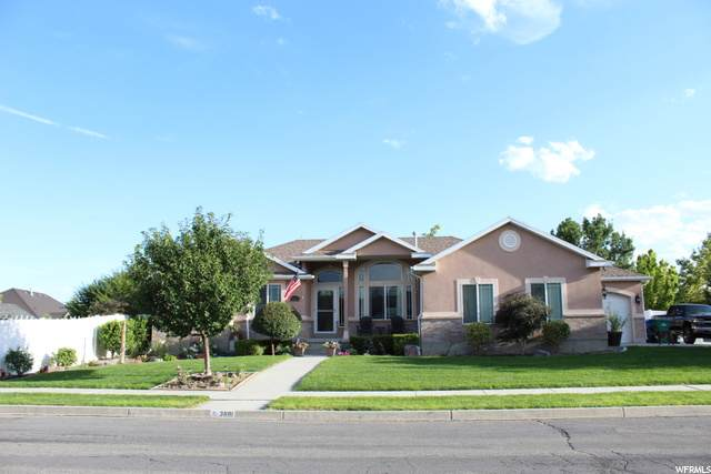 3881 W 12280 S, Riverton, UT 84065 (#1679120) :: Big Key Real Estate