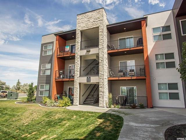 875 S Depot St W #235, Clearfield, UT 84015 (#1679124) :: RE/MAX Equity