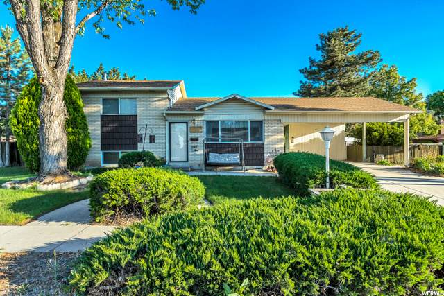 602 E Pioneer Ave, Sandy, UT 84070 (#1679126) :: Big Key Real Estate