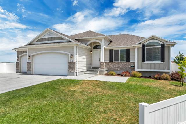 13403 S Sunset Shadow Ln, Herriman, UT 84096 (#1679147) :: goBE Realty