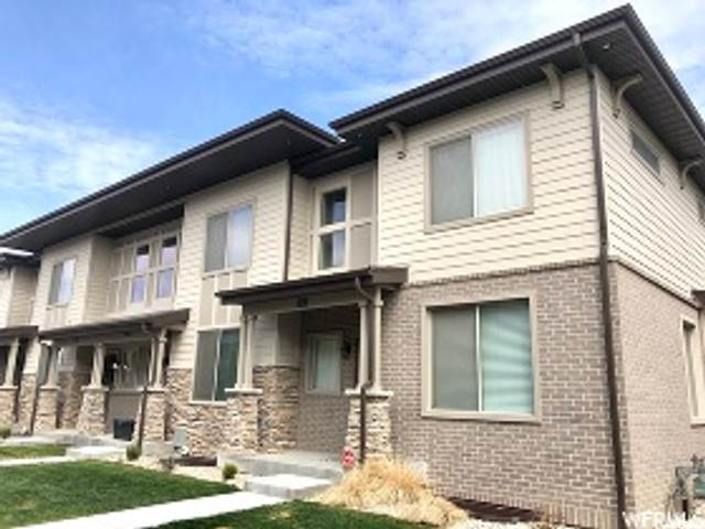 12674 S Roll Save Ln, Riverton, UT 84065 (#1679154) :: Doxey Real Estate Group