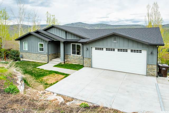 7694 Susans Cir, Park City, UT 84098 (MLS #1679186) :: High Country Properties