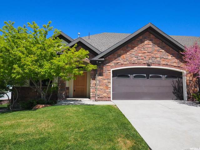 845 E Oak Ct E #27, Tooele, UT 84074 (#1679187) :: Big Key Real Estate