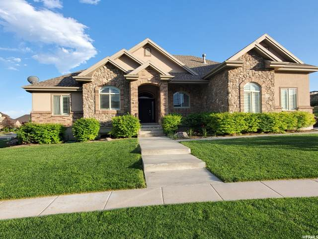 1823 W Crooked Sky Dr S, Bluffdale, UT 84065 (#1679195) :: Big Key Real Estate