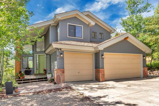 8549 Southridge Dr, Park City, UT 84098 (MLS #1679221) :: High Country Properties