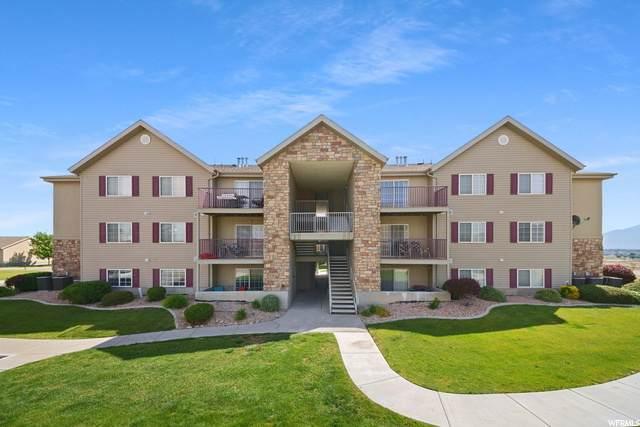 57 W Ridge Rd, Saratoga Springs, UT 84045 (#1679222) :: The Fields Team