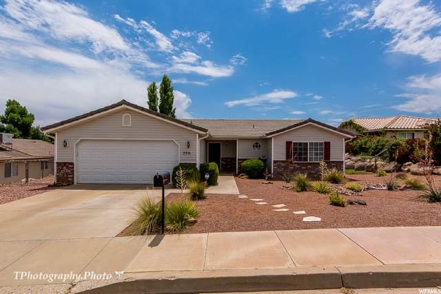 770 E Peach Cir, Washington, UT 84780 (#1679250) :: Utah Best Real Estate Team | Century 21 Everest
