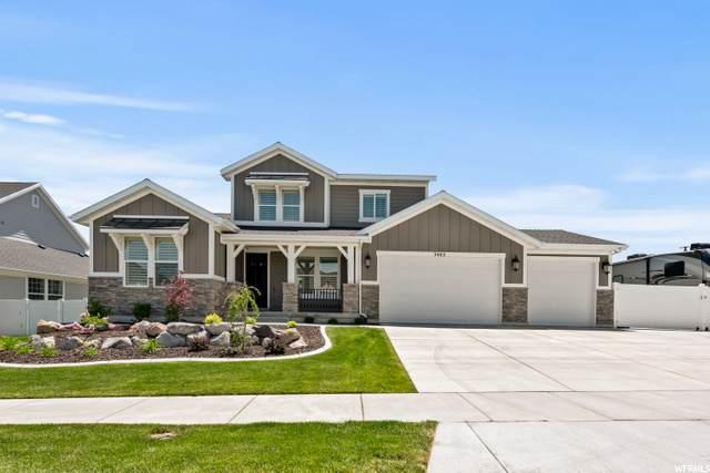 3483 W Harvestwood Ln, Riverton, UT 84065 (#1679253) :: Big Key Real Estate
