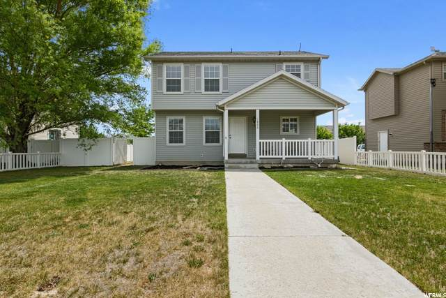 1852 E Boulder St, Eagle Mountain, UT 84005 (#1679263) :: goBE Realty